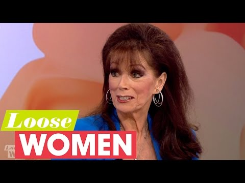 Jackie Collins Wants Angelina Jolie For Book Adaptation | Loose Women