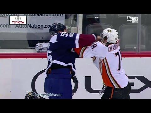 Cody McLeod vs. Joseph Cramarossa
