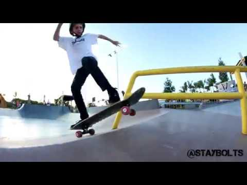 Queensland Street Skate Champion (12s)