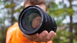 Using a Sigma 17-50mm f2.8 in 2021