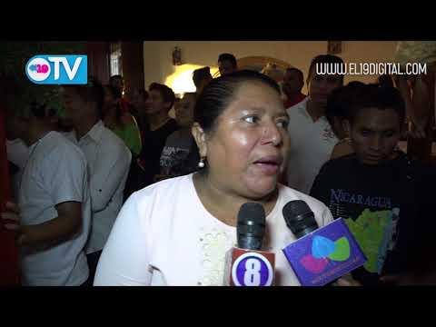 Feligresia Catolica de Catarina celebra a San Silvestre Papa
