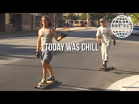 Today Was Chill, Day 2 | Austin, Texas Skateboarding