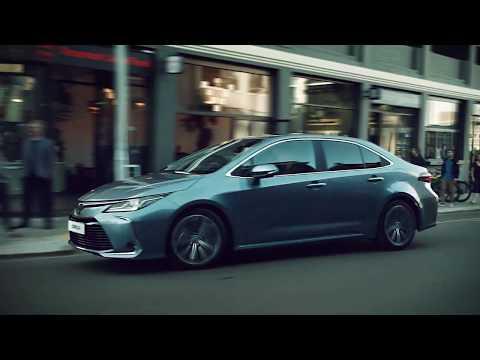 Toyota  Corolla Седан класса C - рекламное видео 2