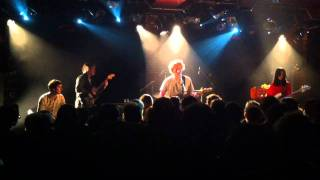 Spectrals 'Luck Is There To Be Pushed' - Live @ La Maroquinerie (19-11-2011)