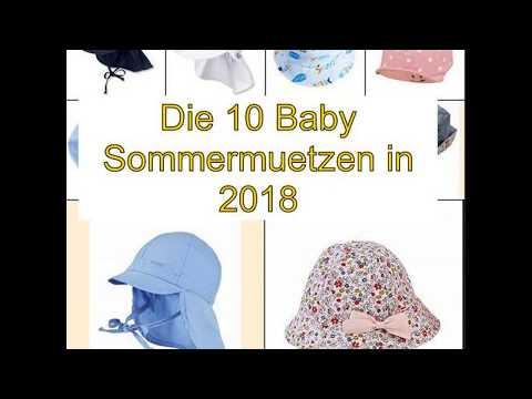 Top 10 die besten Baby Sommermuetzen in 2018