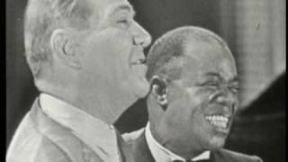 Louis Armstrong and Jack Teagarden