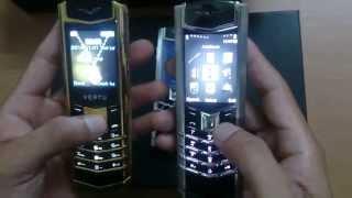 TSmobile hướng dẫn phân biệt các loại điện thoại Vertu Copy, fake, nhái....
