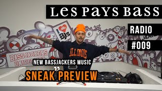Bassjackers - Live @ Les Pays Bass Radio 009 2020