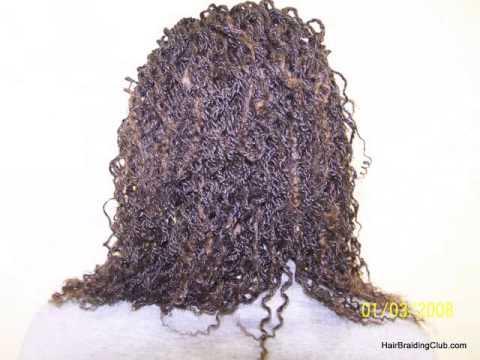 kinky twist @hair braiding club