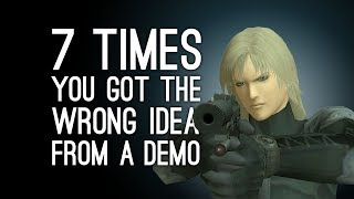 7 Times You Got the Wrong Idea from the Demo