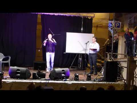 Dario Iovino canta Lucio Dalla - Alia 16 Agosto 2018