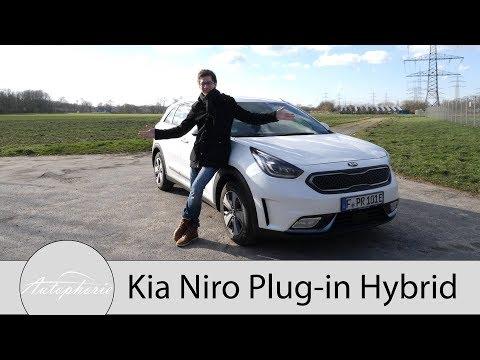 Kia Niro Plug-in Hybrid Fahrbericht / Teilzeit-Stromer SUV im Check - Autophorie
