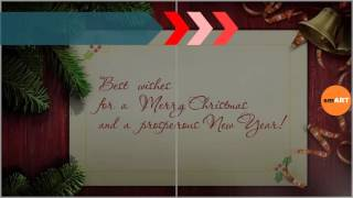 What To Say In A Christmas Card - Christmas Card Messages