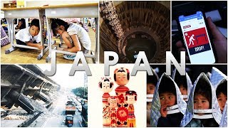 Why Japan is prone to earthquakes and tsunamis | How japan deals with Natural Disasters