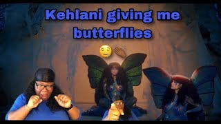 Kehlani   Butterfly REACTION