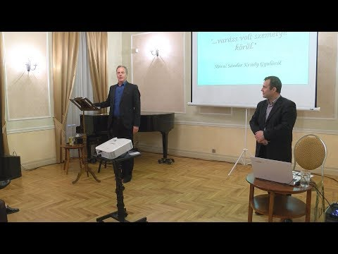 Márai Sándor Estek - Márai Sándor írásai Krúdy Gyuláról - video preview image