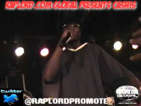 Raplord.com Global Presents Cashis Live @ Volume 11-5-11-12.