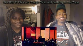 Reaction to | Rave-up Tonight/Fear, and Loathing in Las Vegas