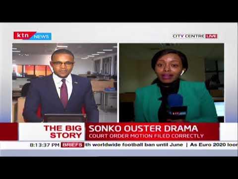 The Big Story | Sonko ouster Drama : Uhuru whipped Jubilee MCAs to shelve Sonko's impeachment