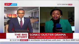 The Big Story | Sonko ouster Drama : Uhuru whipped Jubilee MCAs to shelve Sonko's impeachment