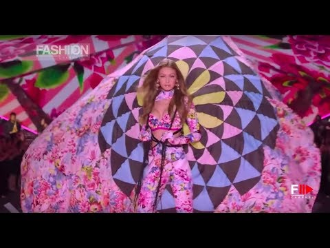 VICTORIA'S SECRET 2018 Episode 4 | Victoria's Secret x Mary Katrantzou - Fashion Channel