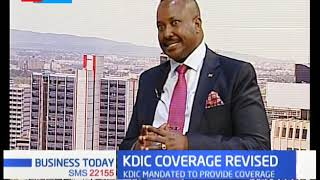 Focus on the role of Kenya Deposit Insurance Company ( KDIC)