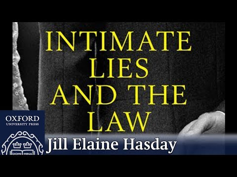 Intimate Lies and the Law   Jill Elaine Hasday