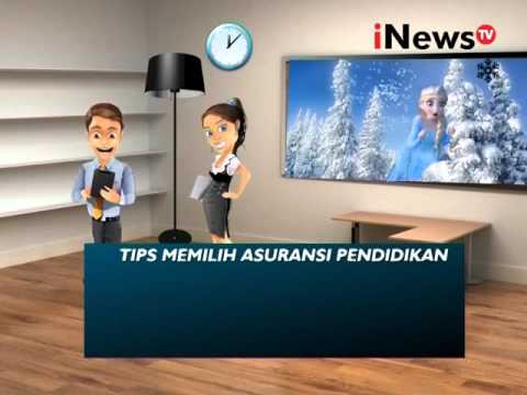 Tips Memilih Asuransi Pendidikan Untuk Anak - iNews Malam 24/09
