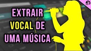 Como Tirar Voz da Música Online - PhonicMind Vocal Remover