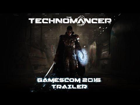The Technomancer: Gamescom 2015 Trailer thumbnail