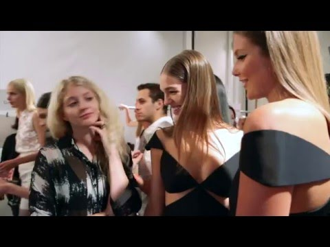 Behind the Scenes: Cushnie et Ochs Spring/Summer 2013