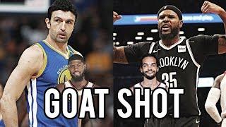 """NBA """"WHATEVER"""" SHOTS"""