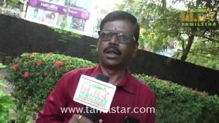 Perumal Pillai at Thilagar Movie Press Show