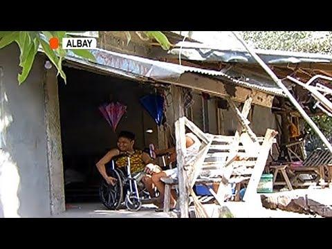 Ilang residenteng nakatira malapit sa Mayon, pinayagang umuwi