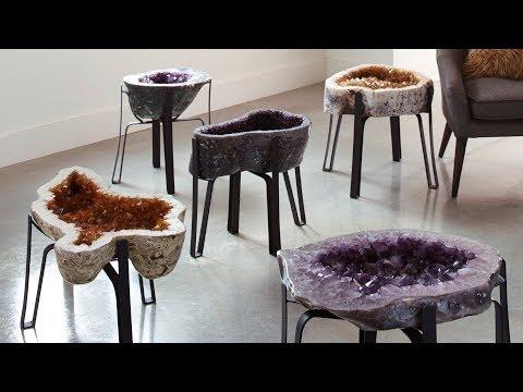 Elements by Phillips Collection | Sourcing Amethyst in Brazil