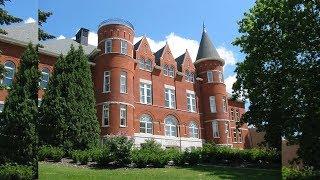 Short overview of Washington State University Pullman