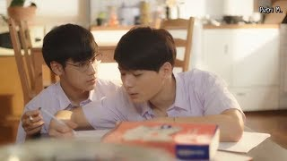 Indo Sub Krist Singto - A commercial My Baby Bright Mini Series: Best Friends Forever