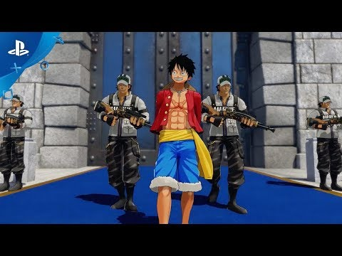 Trailer de One Piece: World Seeker Deluxe Edition