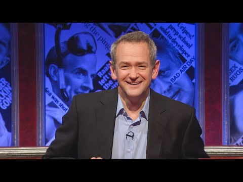 Have I Got News for You S62 E2. Alexander Armstrong, Mishal Husain, Geoff Norcott