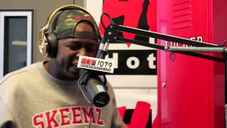 The Hot Seat: Young Chris Freestyle [Exclusive Video]