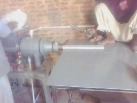 Soap Plodder Machine