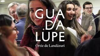 Conferência de José Carlos Martín de la Hoz sobre Guadalupe Ortiz de Landázuri