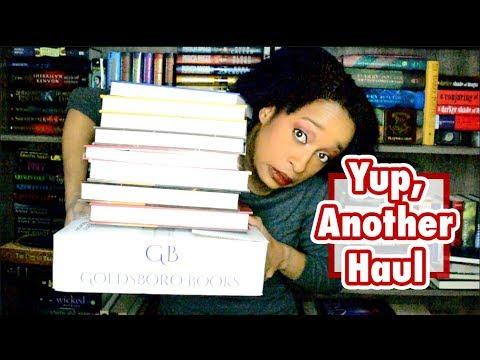 2018 Book Haul #4…. I think.