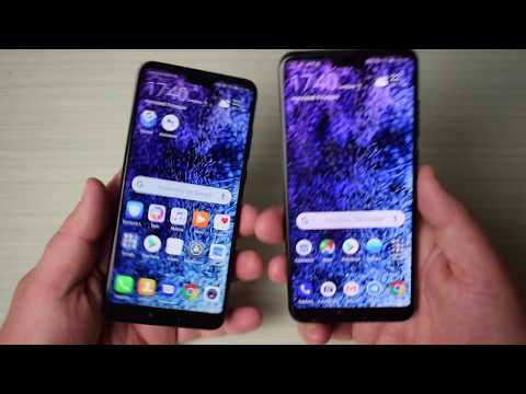Confronto Huawei P20 vs Huawei P20 Pro