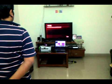 Here's Kinect – Working On A PS3 (And Playing Killzone 3)