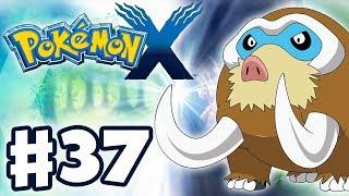 Pokemon X And Y   Gameplay Walkthrough Part 37   Mamoswine (Nintendo 3DS)