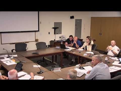 07/08/21 Parking and Traffic Safety Committee
