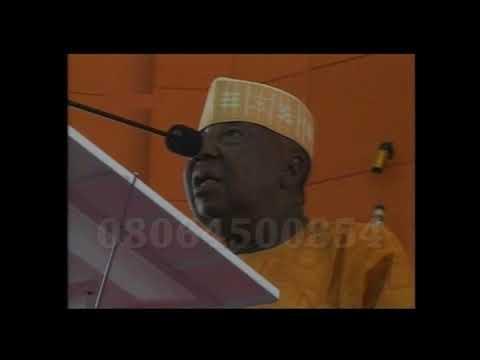 Alhaji Adamu Dan maraya Jos wakar Teacher Uban karatu