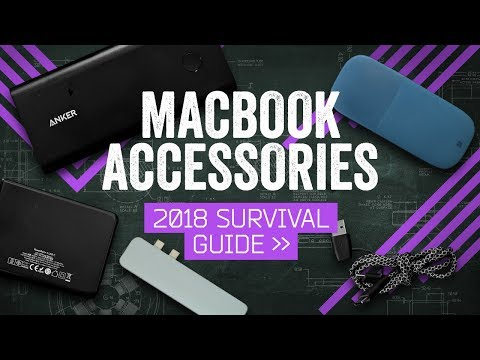 The MacBook Pro Survival Kit [2018]