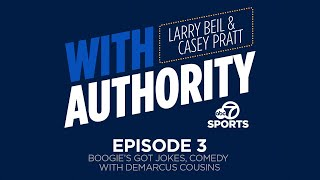 Boogie's got jokes, comedy with DeMarcus Cousins | With Authority